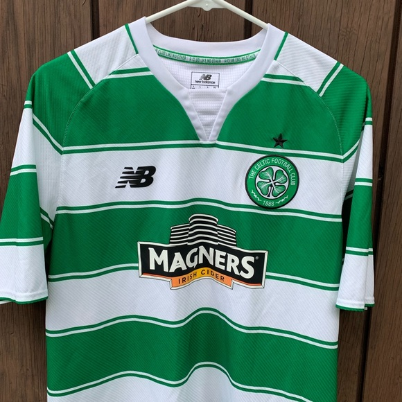 new style 9d944 e0ded Celtic Football Club Soccer Jersey